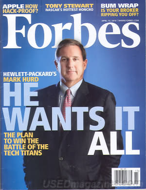 Forbes April 12, 2010
