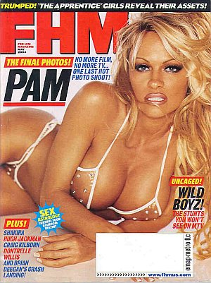 FHM (For Him Magazine) May 2004