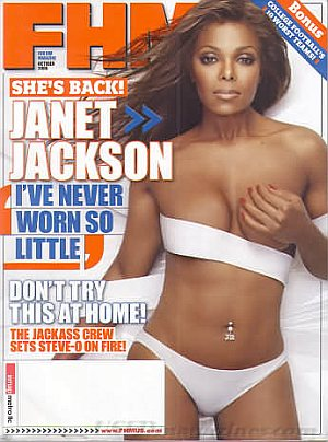 FHM (For Him Magazine) October 2006