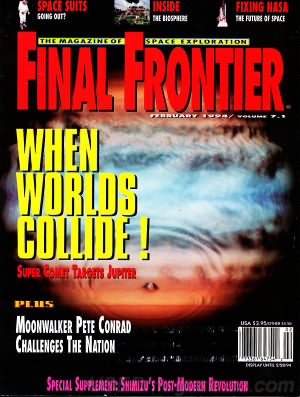 Final Frontier February 1994