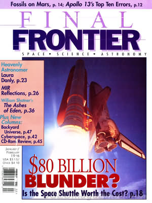 Final Frontier January/February 1996