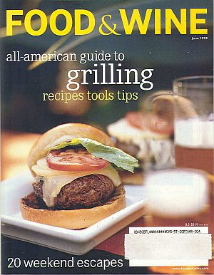 Food & Wine June 1999