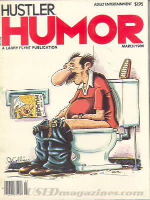 Hustler Humor March 1980