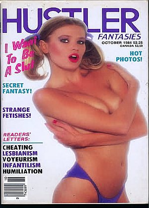 Hustler Fantasies October 1984