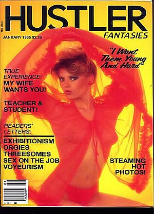Hustler Fantasies January 1985
