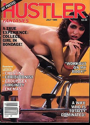 Hustler Fantasies July 1986