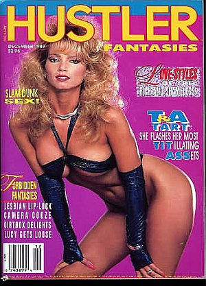 Hustler Fantasies December 1989