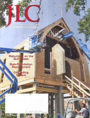 Journal of Light Construction October 2010