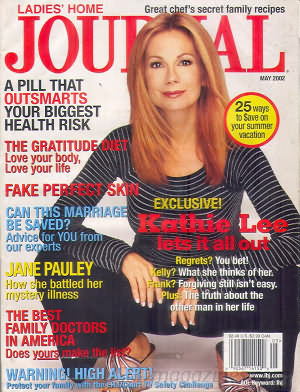 Ladies' Home Journal May 2002