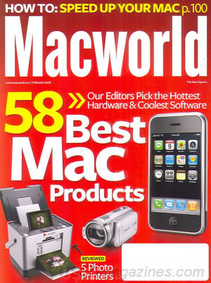 Macworld February 2008
