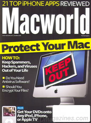 Macworld October 2008