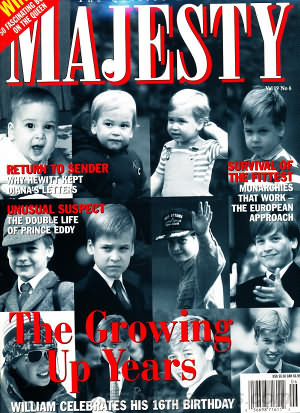 Majesty June 1998