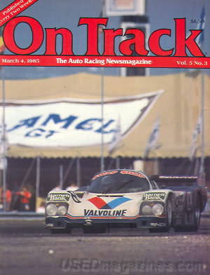 On Track March 04, 1985