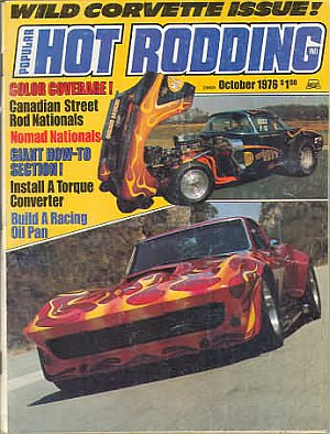 Popular Hot Rodding October 1976