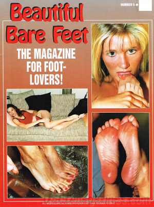 Beautiful Bare Feet Number 5