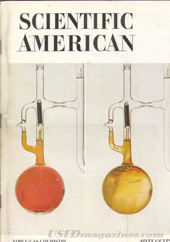 Scientific American May 1964