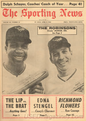 The Sporting News April 09, 1966