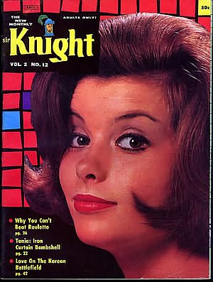 Sir Knight Volume 2 Number 12 (1961)