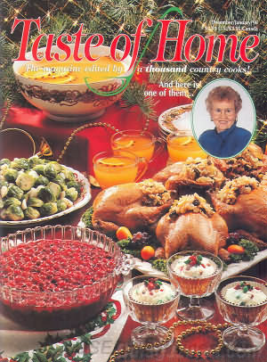 Taste of Home December 1995/January 1996