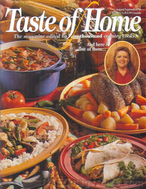 Taste of Home August/September 1996