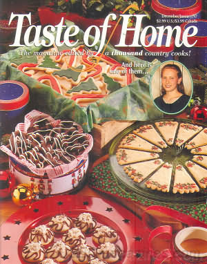 Taste of Home December 1996/January 1997