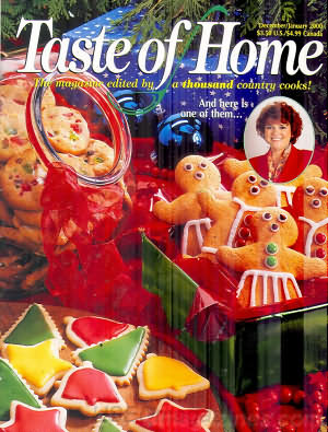 Taste of Home December 1999/January 2000