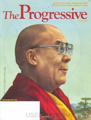 the Progressive January 2006