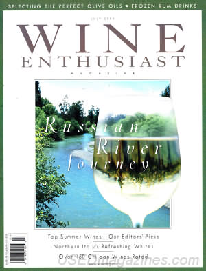 Wine Enthusiast July 2003