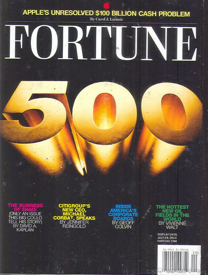 an analysis of article the end of the job from fortune magazine Fortune and great place to work® name kronos one of the 2018 fortune 100 best companies to work for® lowell, mass , feb 15, 2018 for the first time, kronos incorporated was named one of the fortune 100 best companies to work for according to global research and consulting firm great place to work and fortune magazine.
