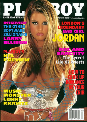 Janine Howard Enron http://usedmagazines.com/titles/Playboy/2002/